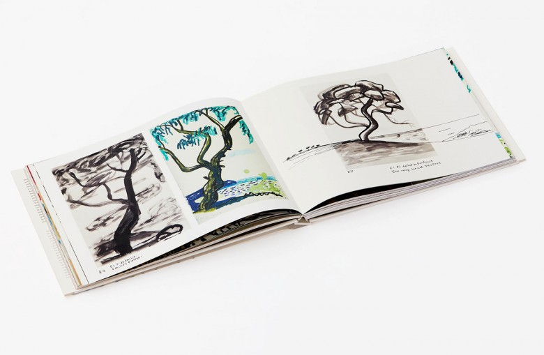 Book ilustration design art drawing life Javier Mariscal