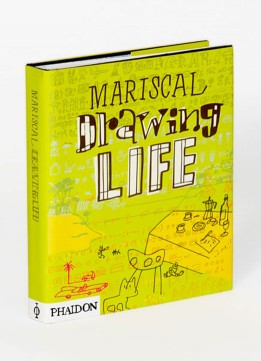 Book illustration design art drawing life Javier Mariscal