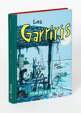 Julian garriris comic books illustrated_stories Javier Mariscal
